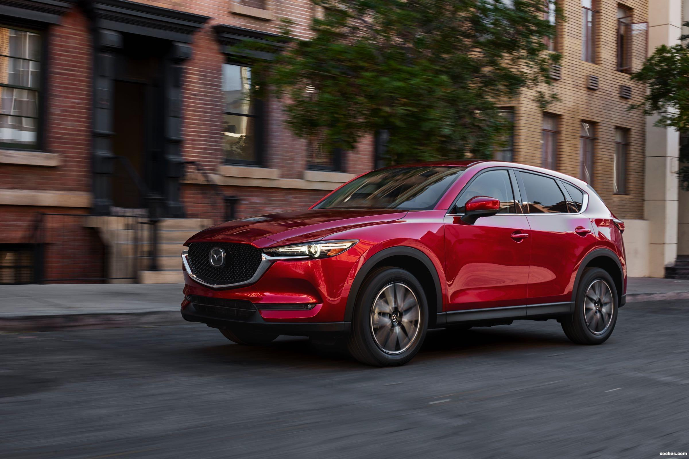 Foto 0 de Mazda CX-5 USA 2017