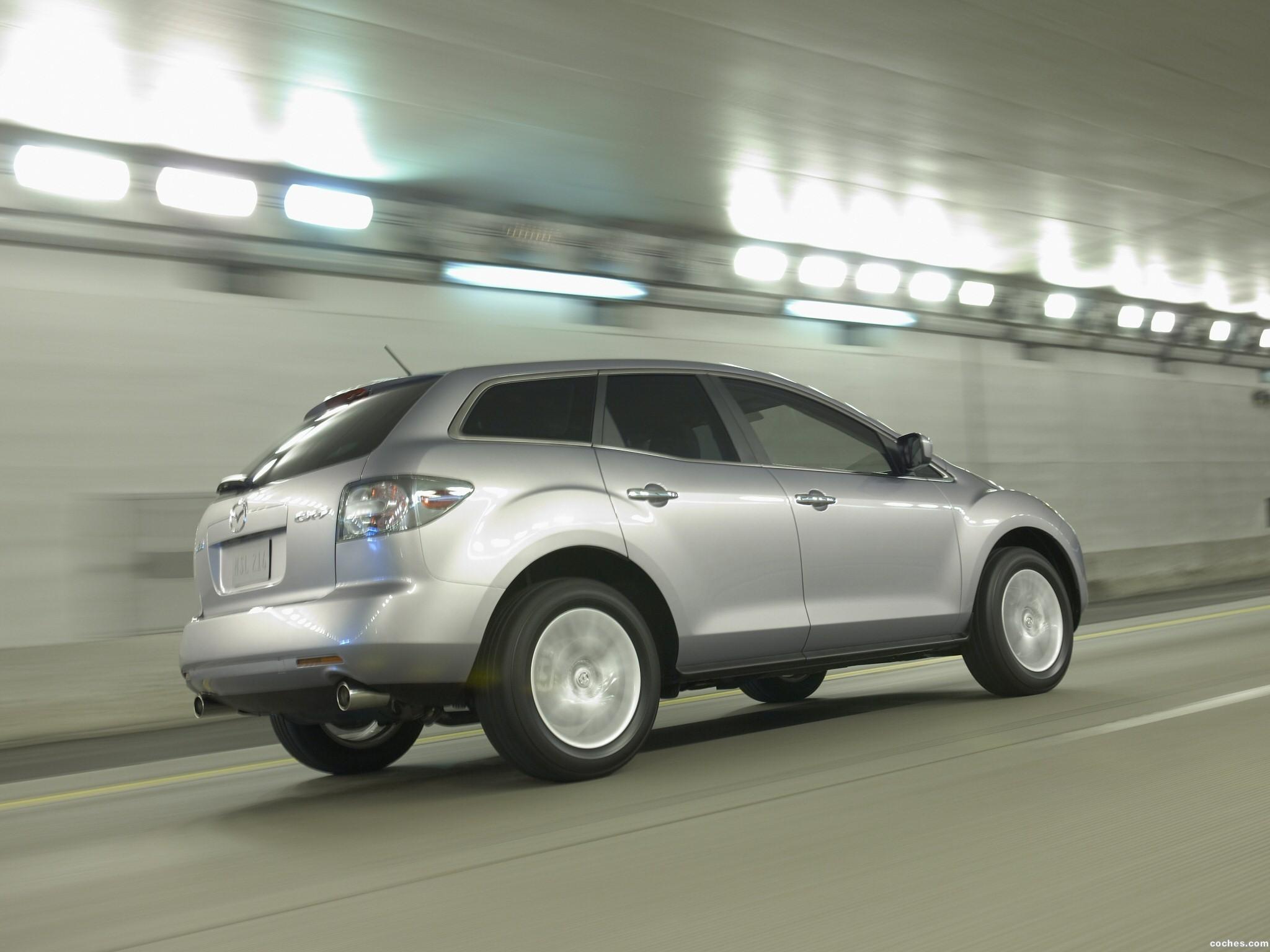 Foto 6 de Mazda CX-7 2007