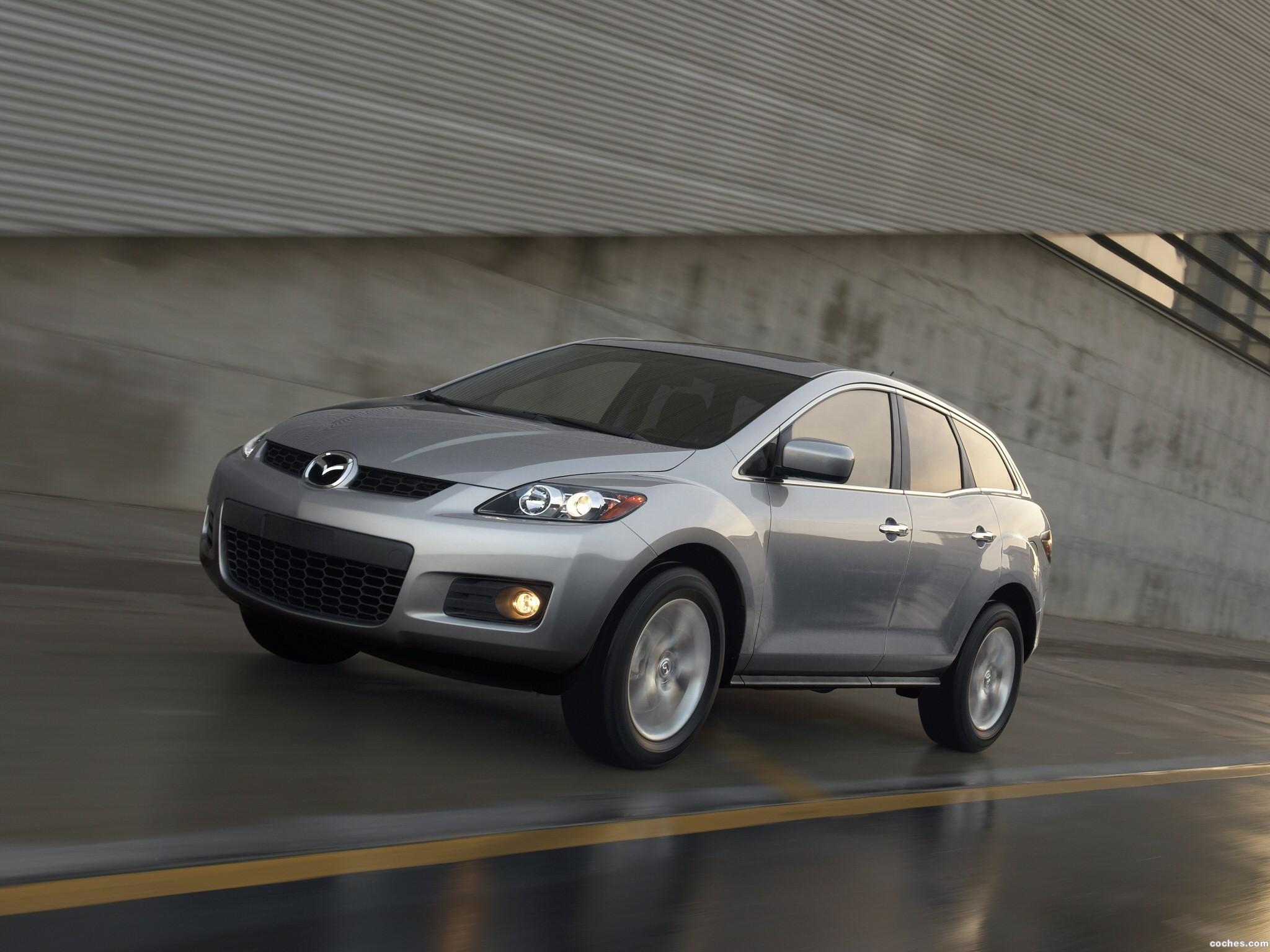Foto 5 de Mazda CX-7 2007