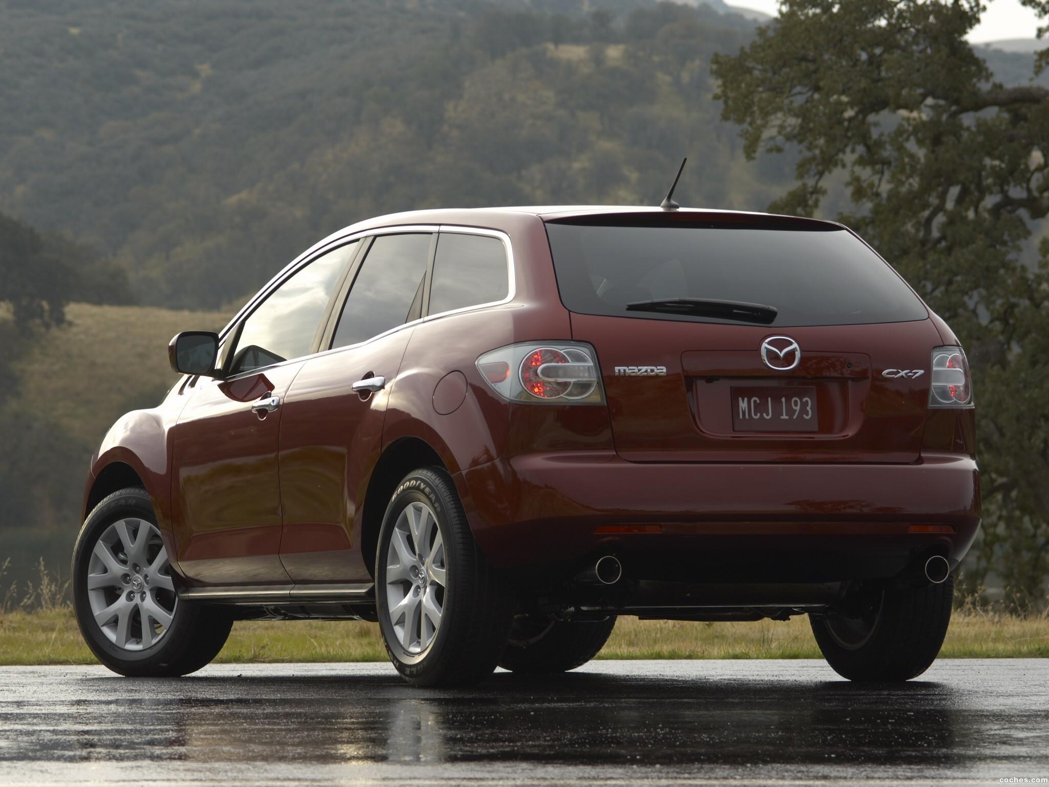 Foto 1 de Mazda CX-7 2007