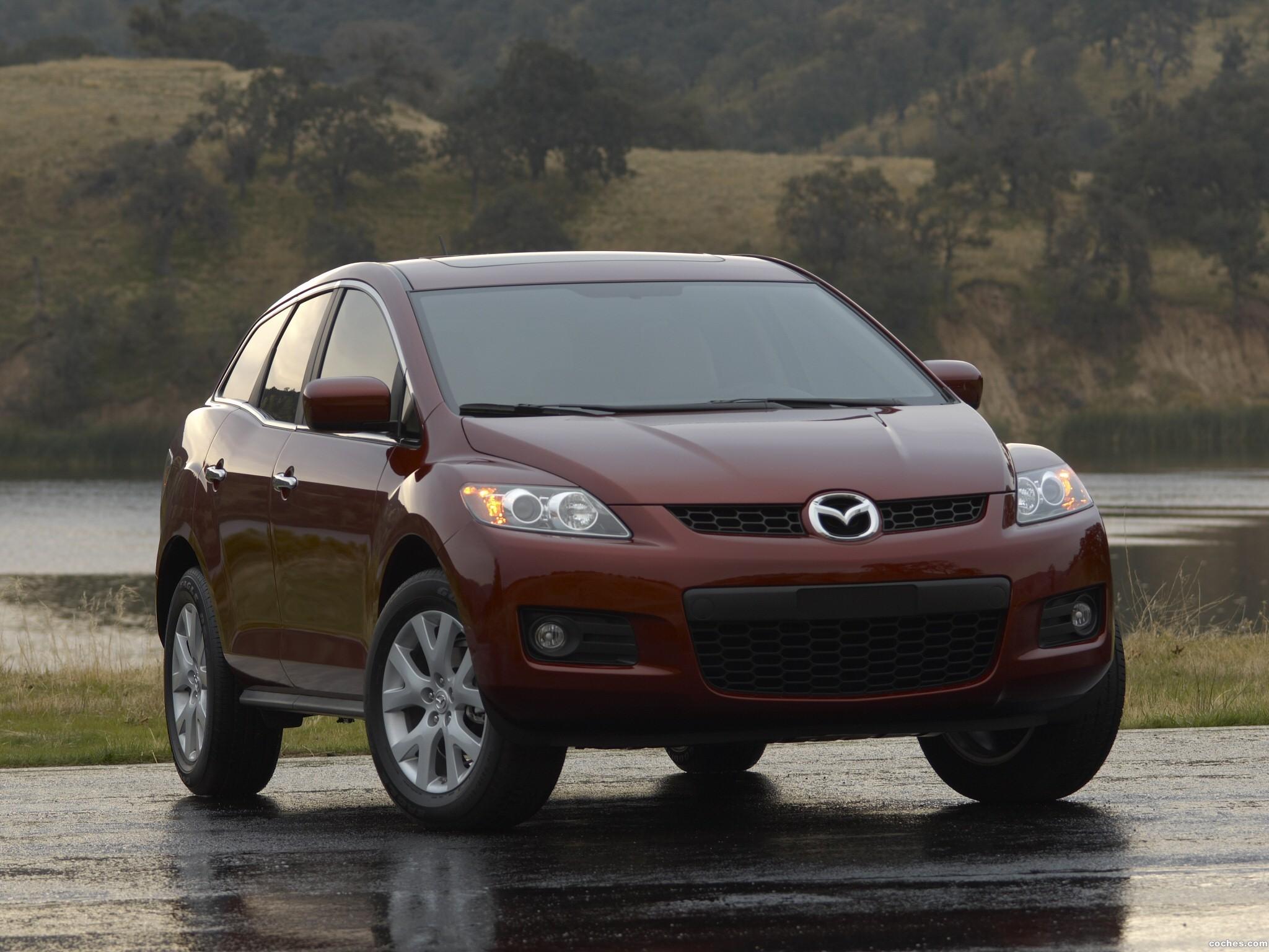 Foto 0 de Mazda CX-7 2007