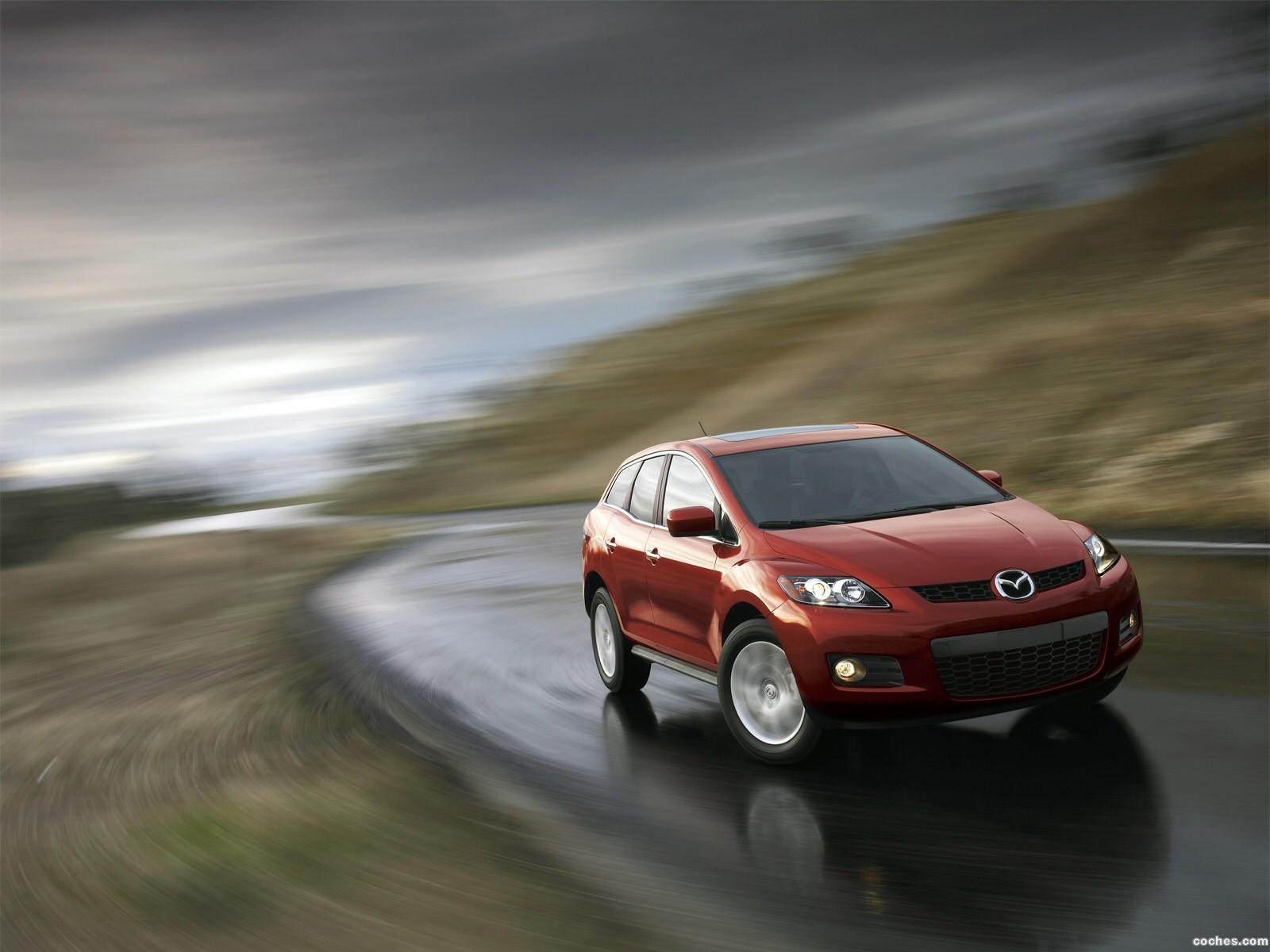 Foto 14 de Mazda CX-7 2007