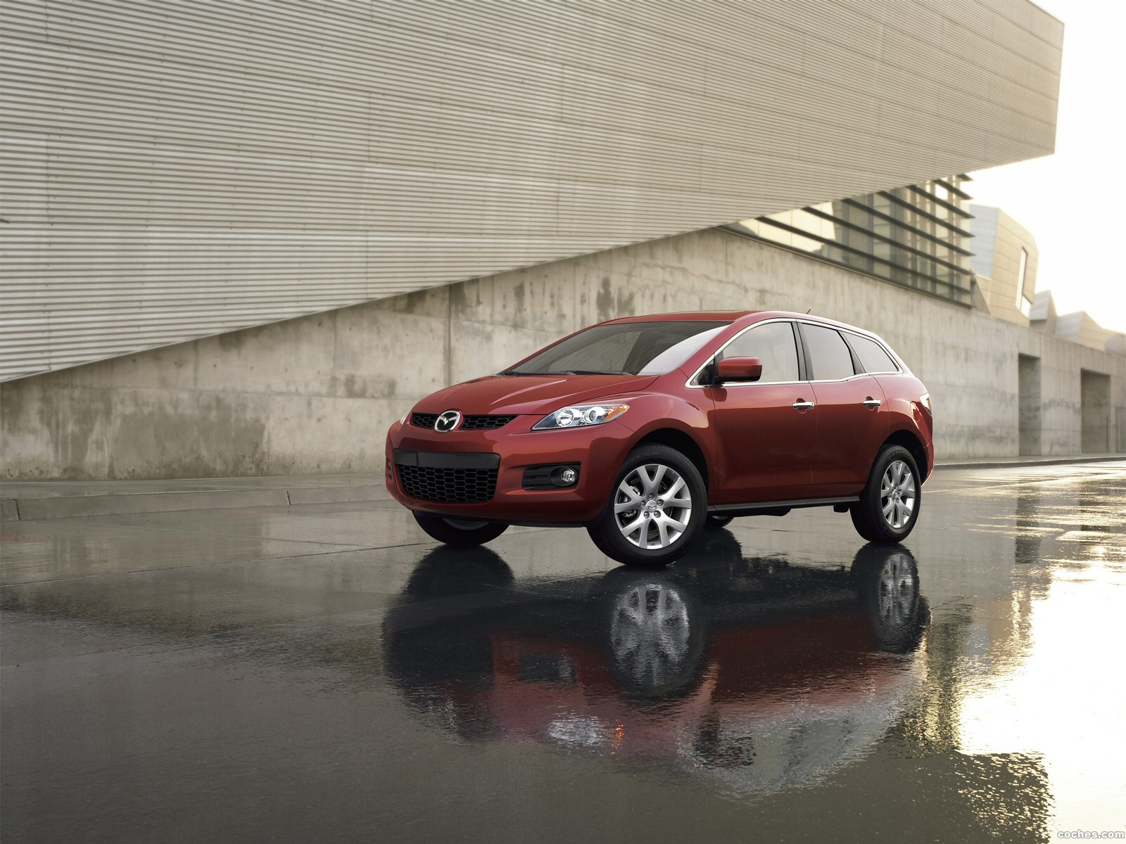 Foto 13 de Mazda CX-7 2007