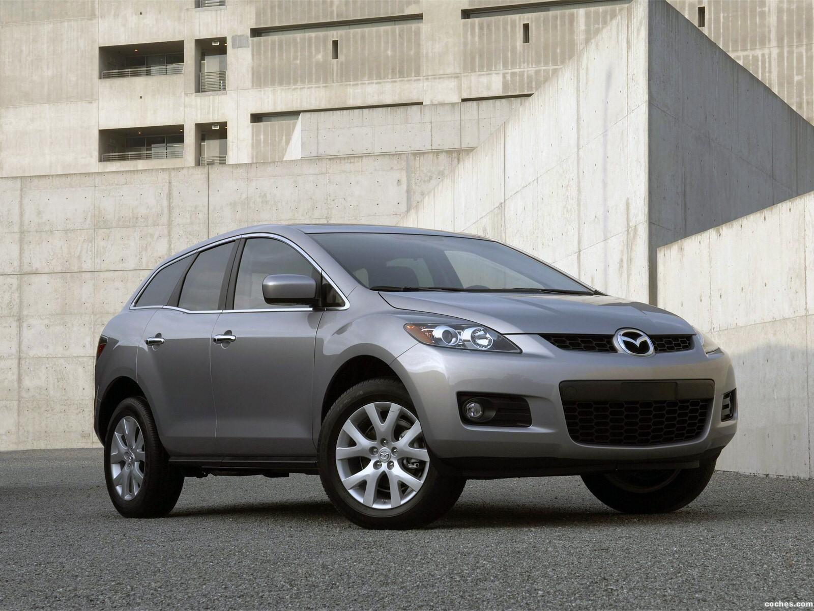 Foto 8 de Mazda CX-7 2007