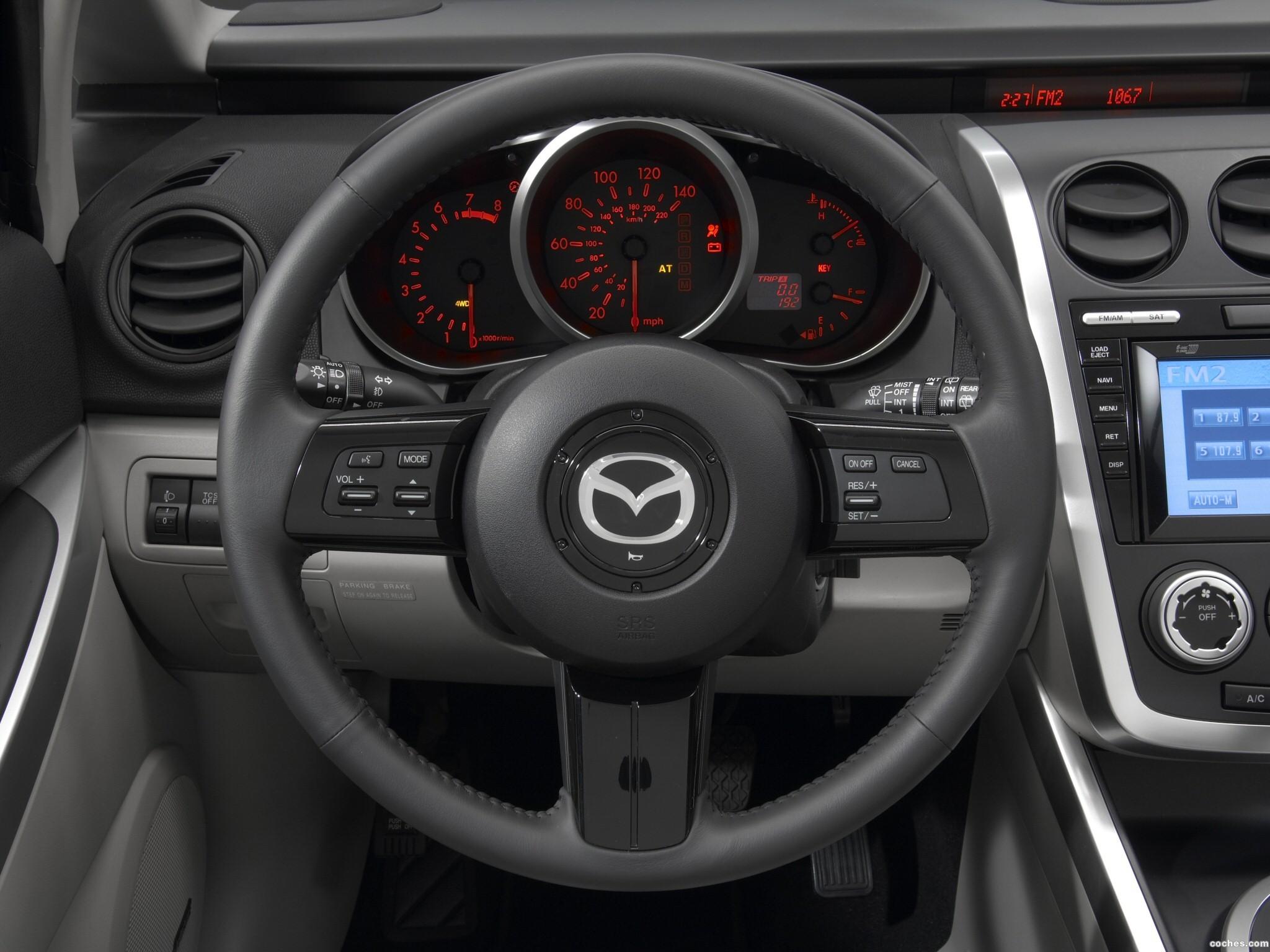 Foto 7 de Mazda CX-7 2007