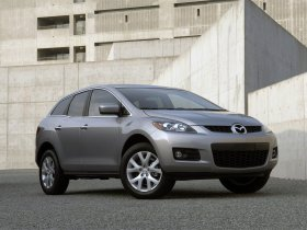 Ver foto 9 de Mazda CX-7 2007