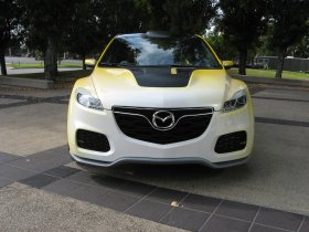 Ver foto 4 de Mazda CX-7 Adrenaline Concept 2007
