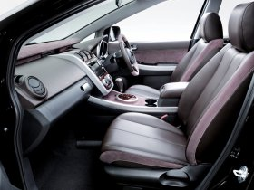 Ver foto 3 de Mazda CX-7 Cool Style Concept 2007