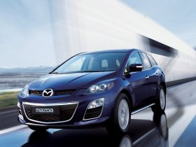 Fotos de Mazda CX-7 MZR CD 2009