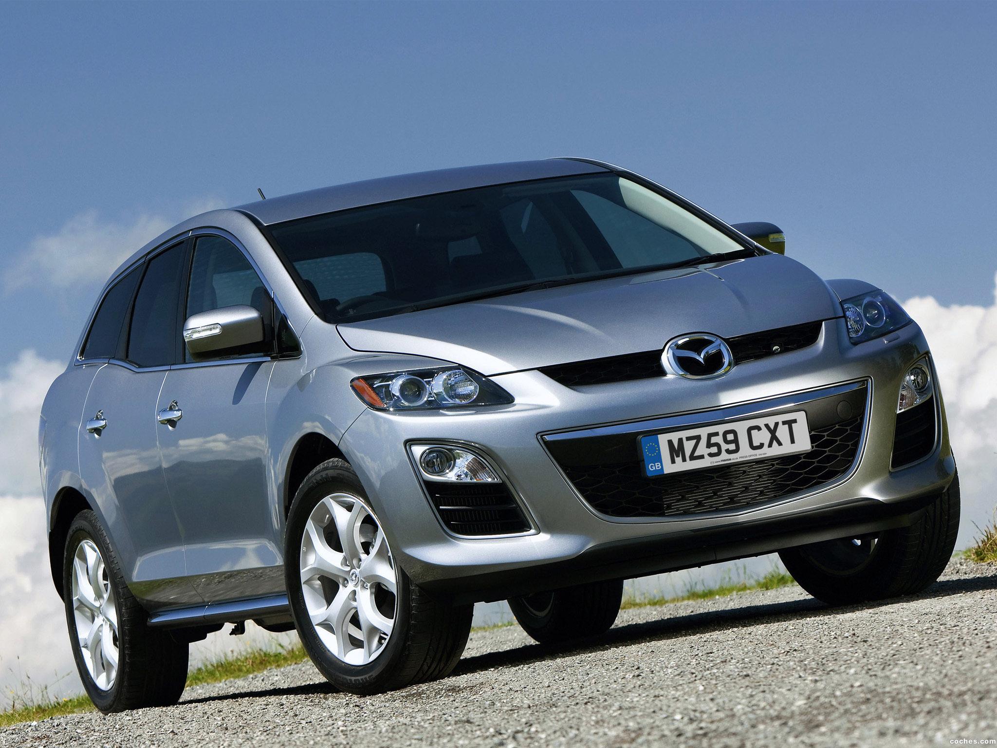 Foto 0 de Mazda CX-7 UK 2009