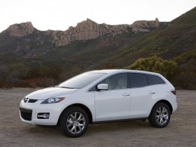 Ver foto 7 de Mazda CX-7 USA 2007