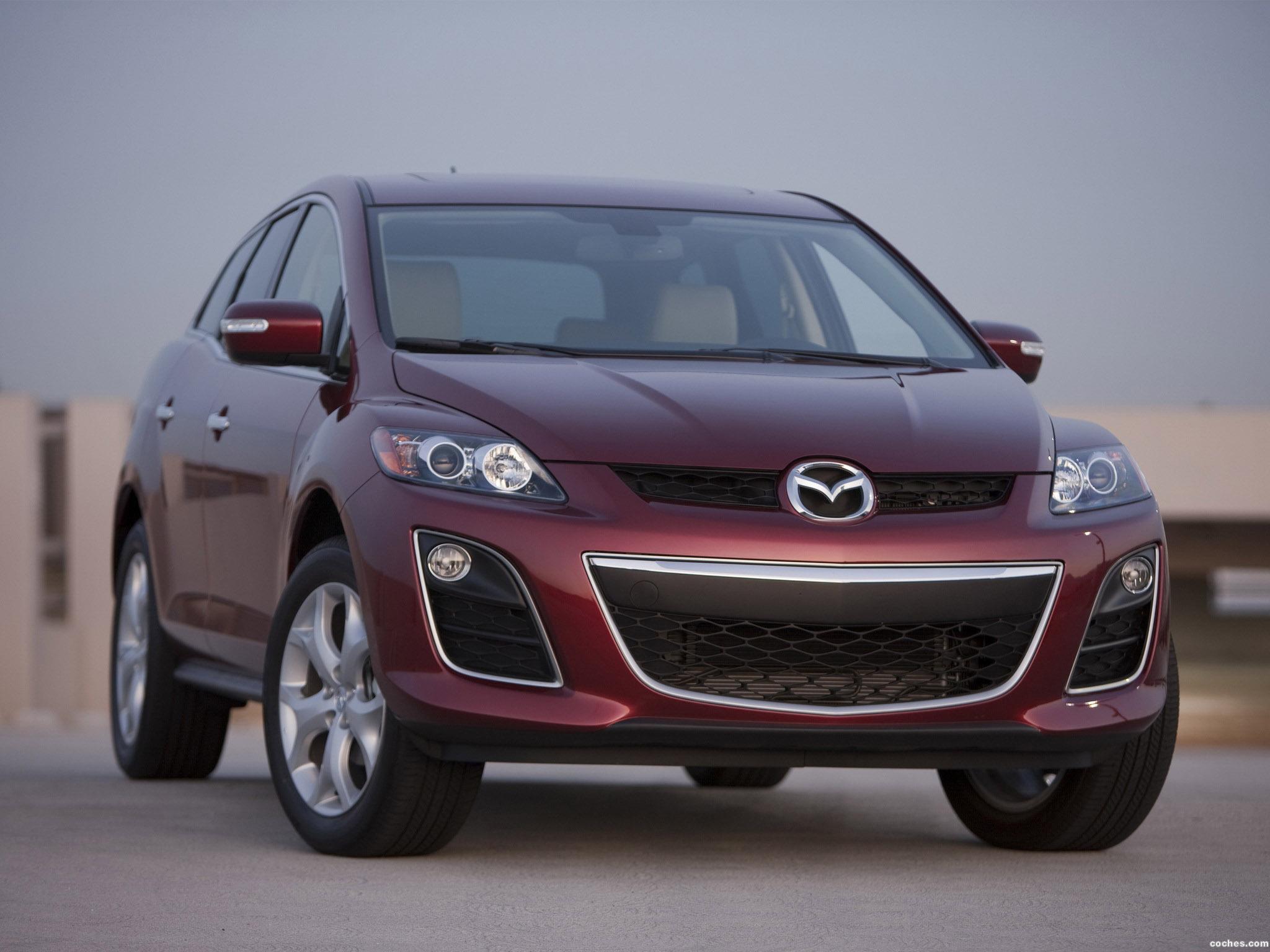 Foto 0 de Mazda CX-7 USA 2009