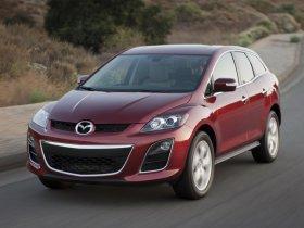 Ver foto 2 de Mazda CX-7 USA 2009