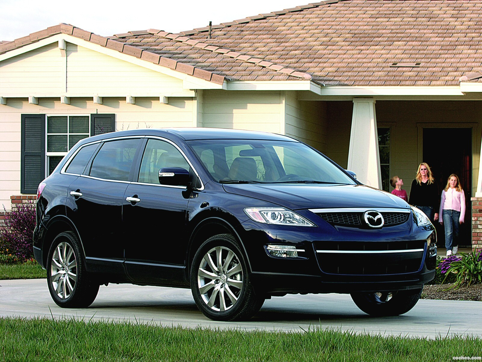 2006 mazda cx 9 related infomation specifications weili. Black Bedroom Furniture Sets. Home Design Ideas