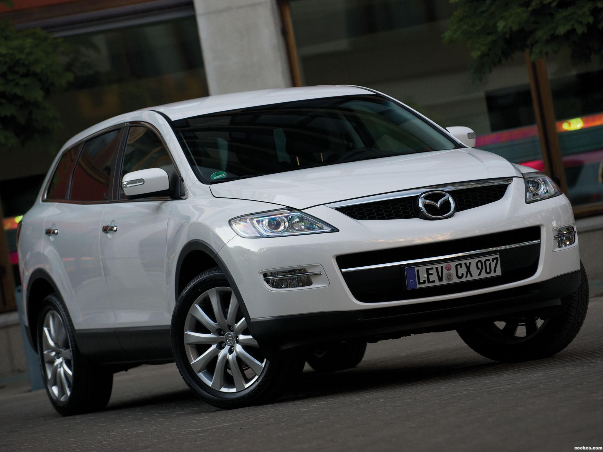 Foto 0 de Mazda CX-9 2008