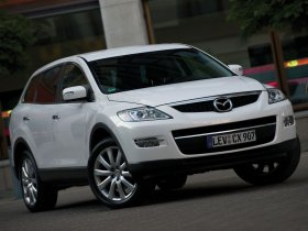 Fotos de Mazda CX-9 2008