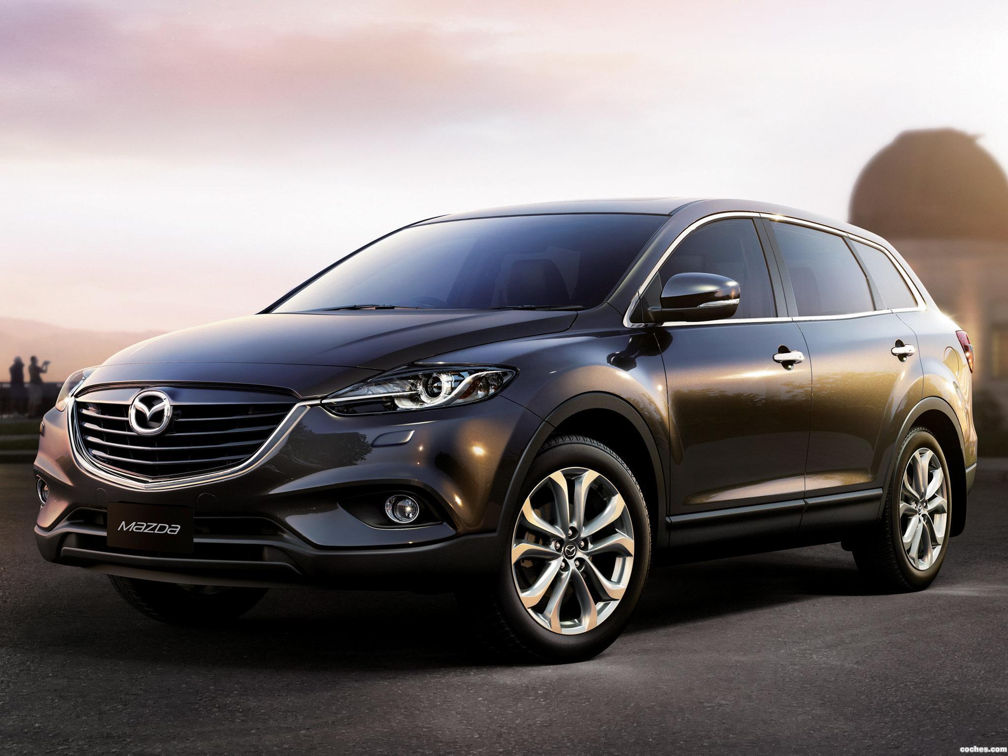 Foto 0 de Mazda CX-9 2013