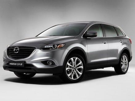 Mazda Cx-9 3.7 Luxury 273 Aut.