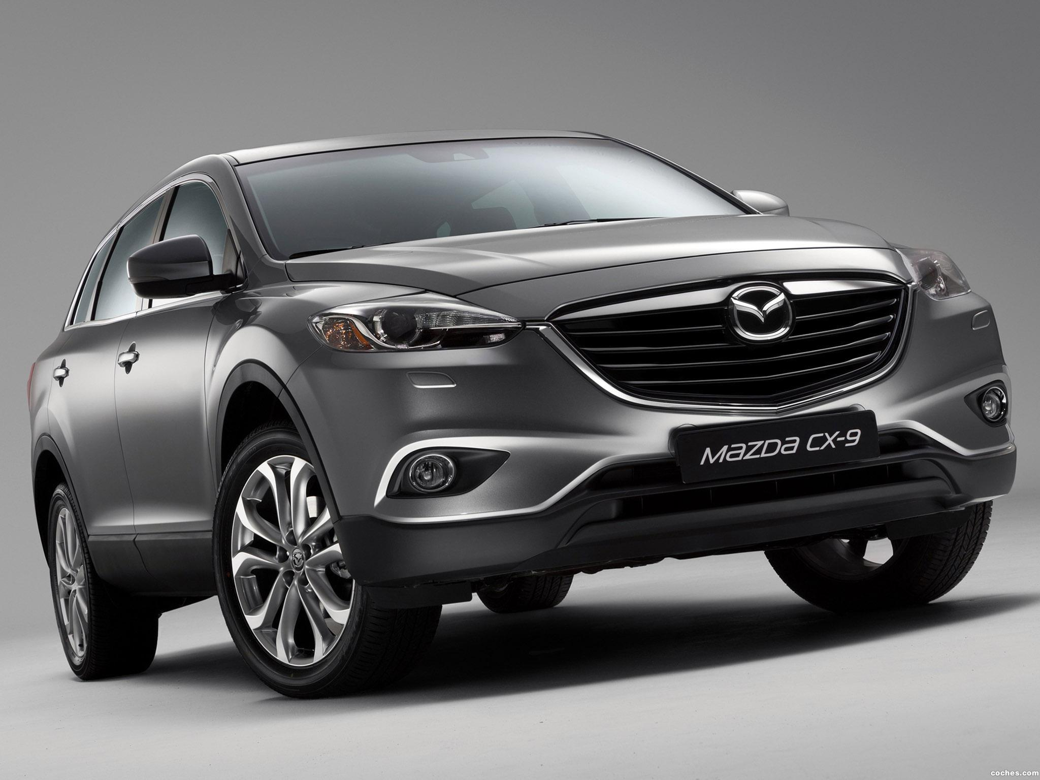 Foto 0 de Mazda CX-9 Europe 2013