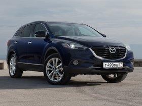 Ver foto 4 de Mazda CX-9 Europe 2013