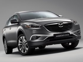 Fotos de Mazda CX-9 Europe 2013