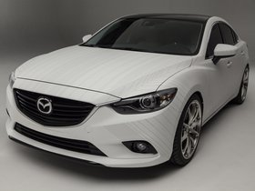 Ver foto 1 de Mazda Ceramic 6 Concept 2013