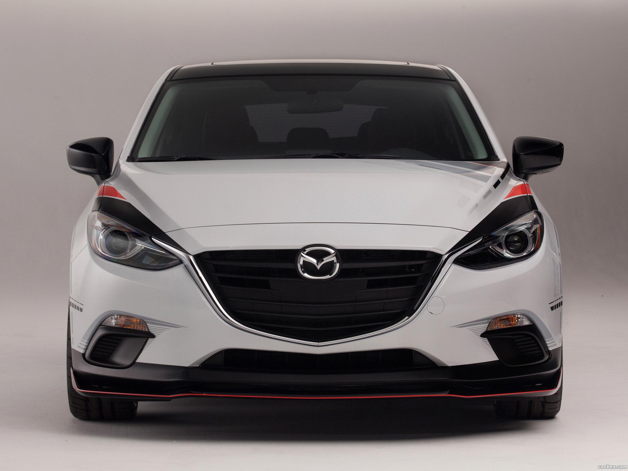Foto 0 de Mazda Club Sport 3 Concept 2013