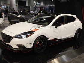 Ver foto 8 de Mazda Club Sport 3 Concept 2013