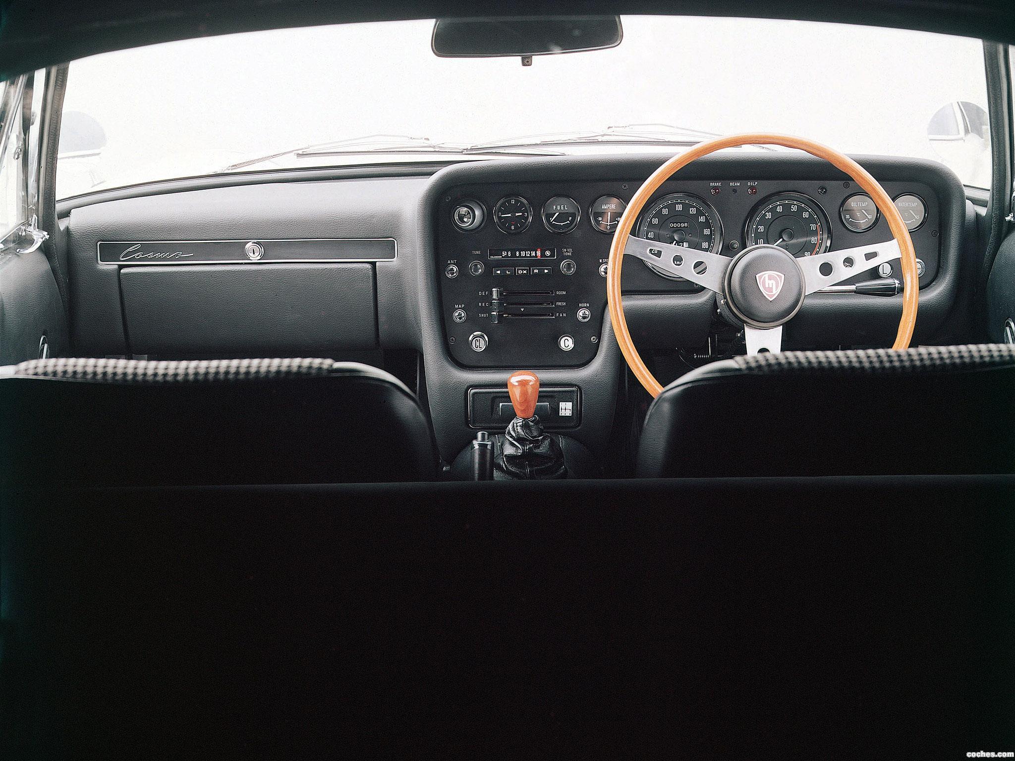 Foto 14 de Mazda Cosmo Sport 110S 1967