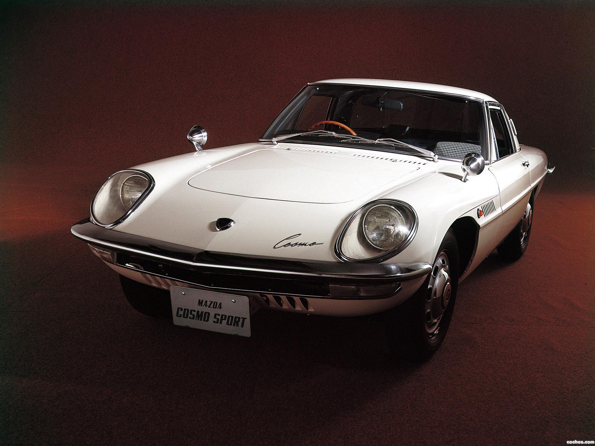 Foto 0 de Mazda Cosmo Sport 110S 1967