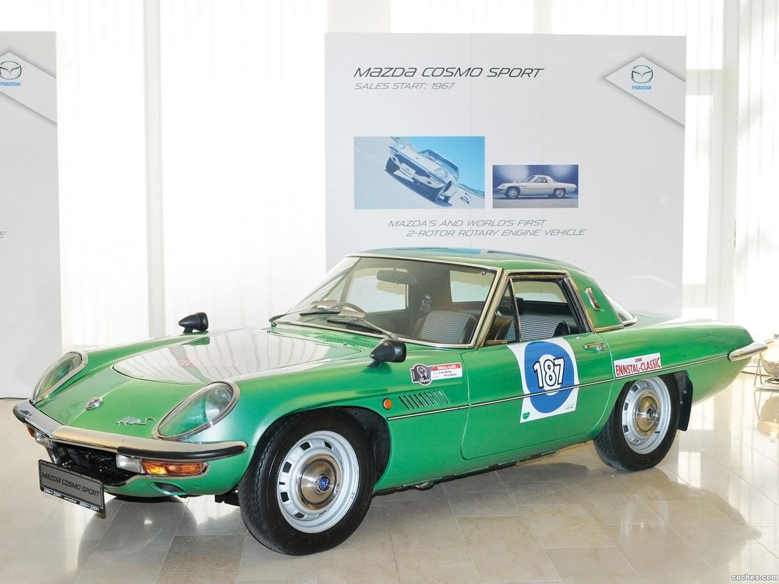 Foto 13 de Mazda Cosmo Sport 110S 1967
