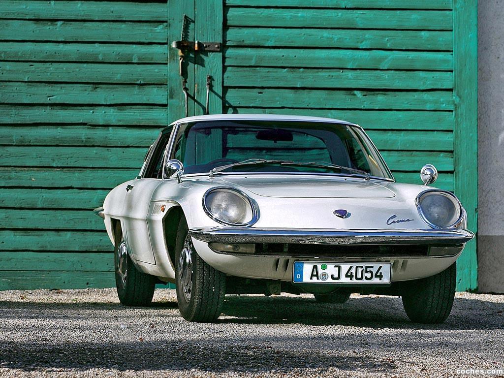 Foto 10 de Mazda Cosmo Sport 110S 1967