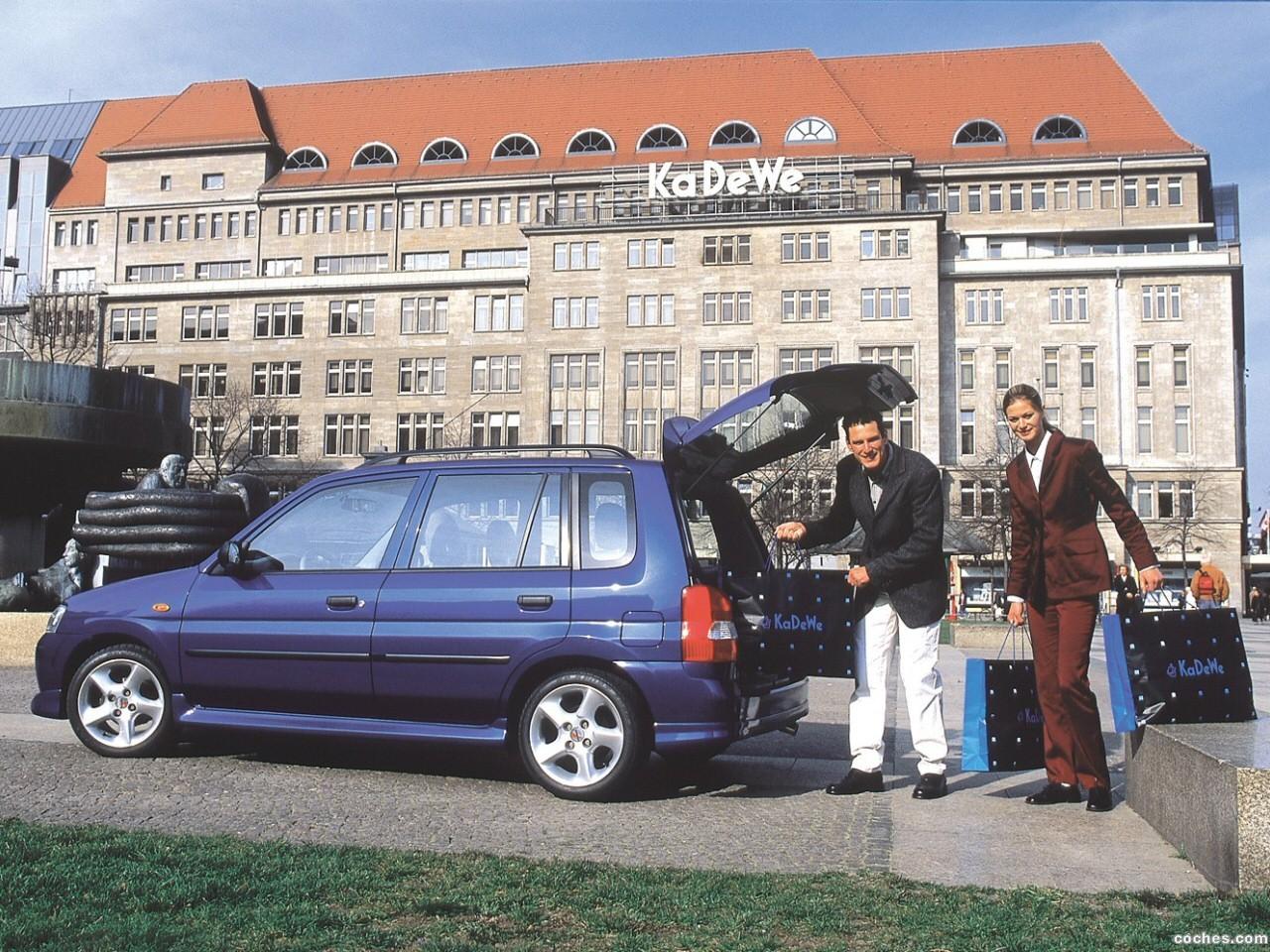 Foto 0 de Mazda Demio 1996