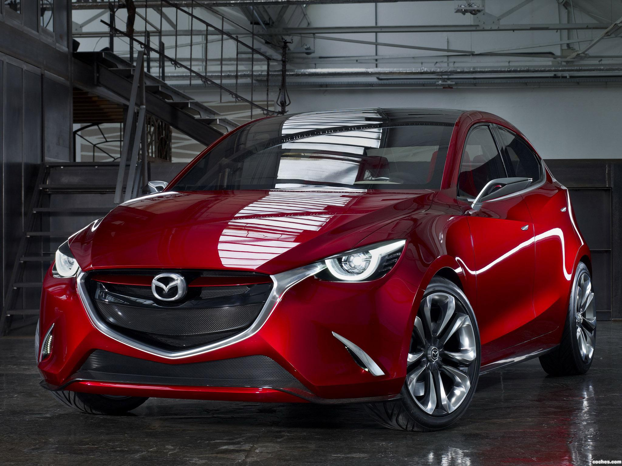 Foto 0 de Mazda Hazumi Concept 2014