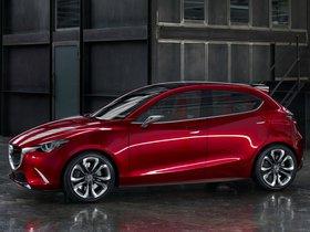 Ver foto 7 de Mazda Hazumi Concept 2014