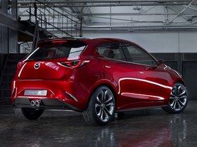 Ver foto 4 de Mazda Hazumi Concept 2014