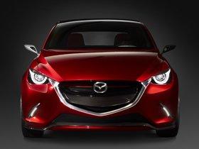 Ver foto 2 de Mazda Hazumi Concept 2014