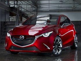 Ver foto 1 de Mazda Hazumi Concept 2014