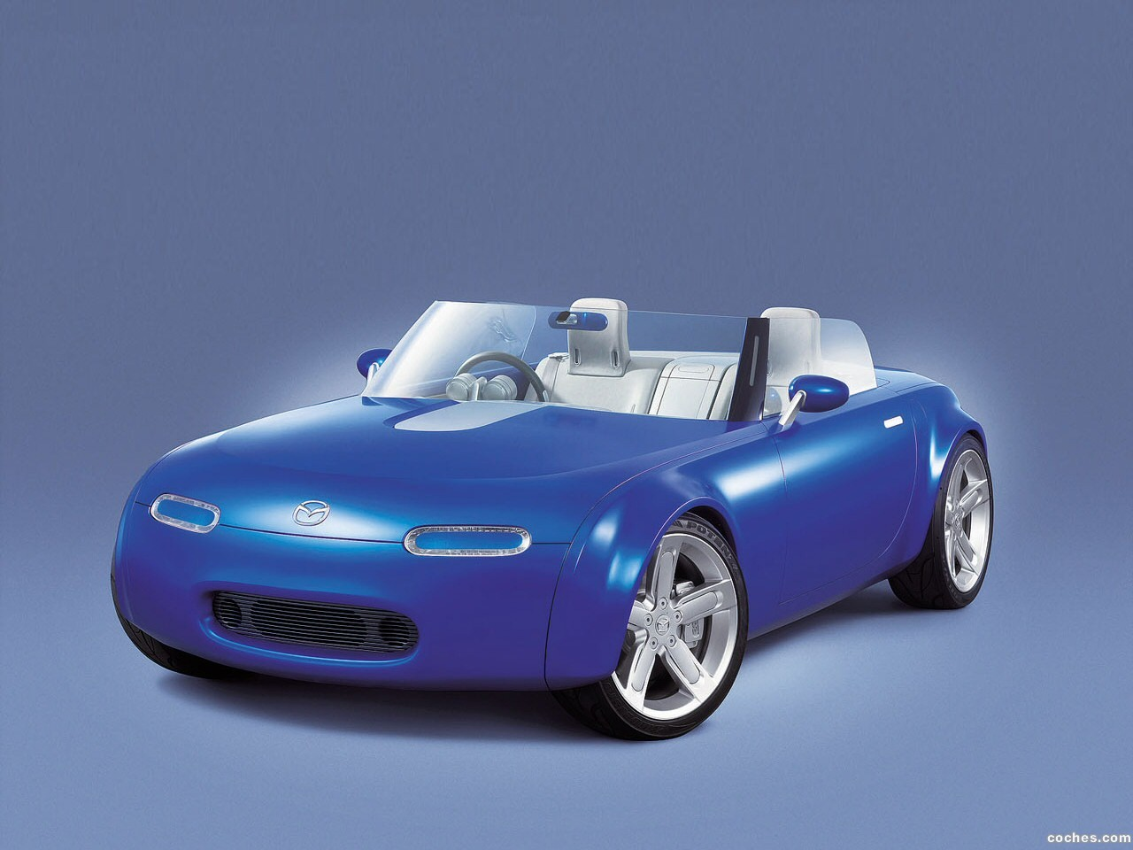 Foto 0 de Mazda Ibuki Concept 2003