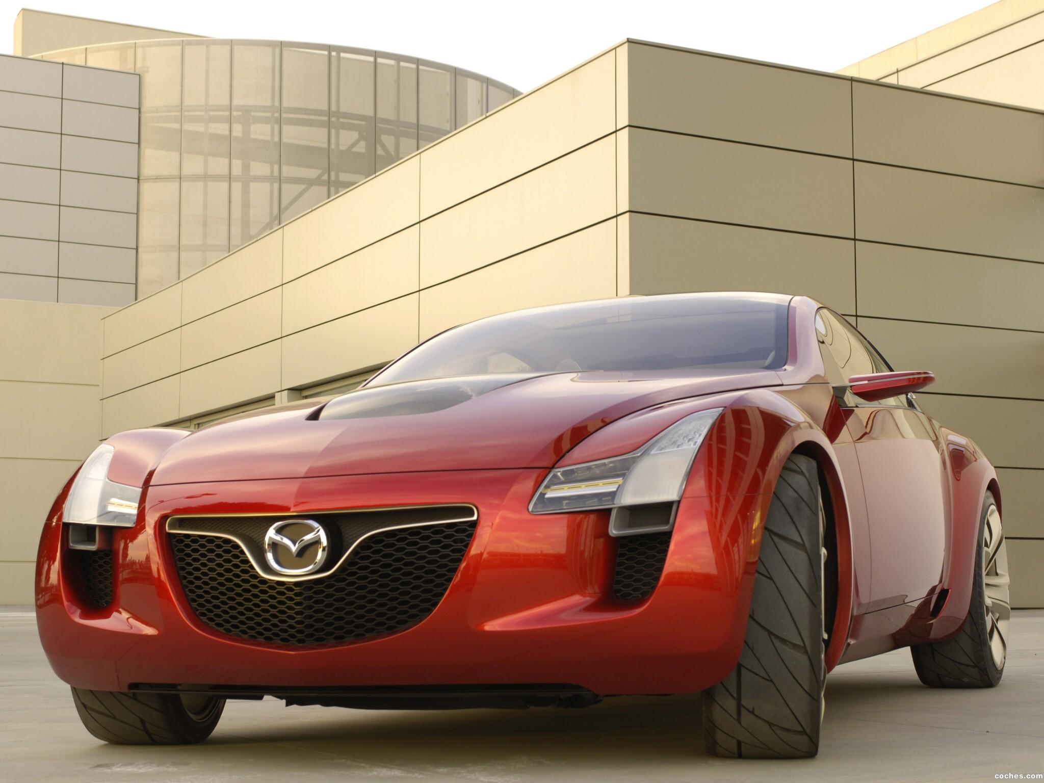 Foto 0 de Mazda Kabura Concept 2006
