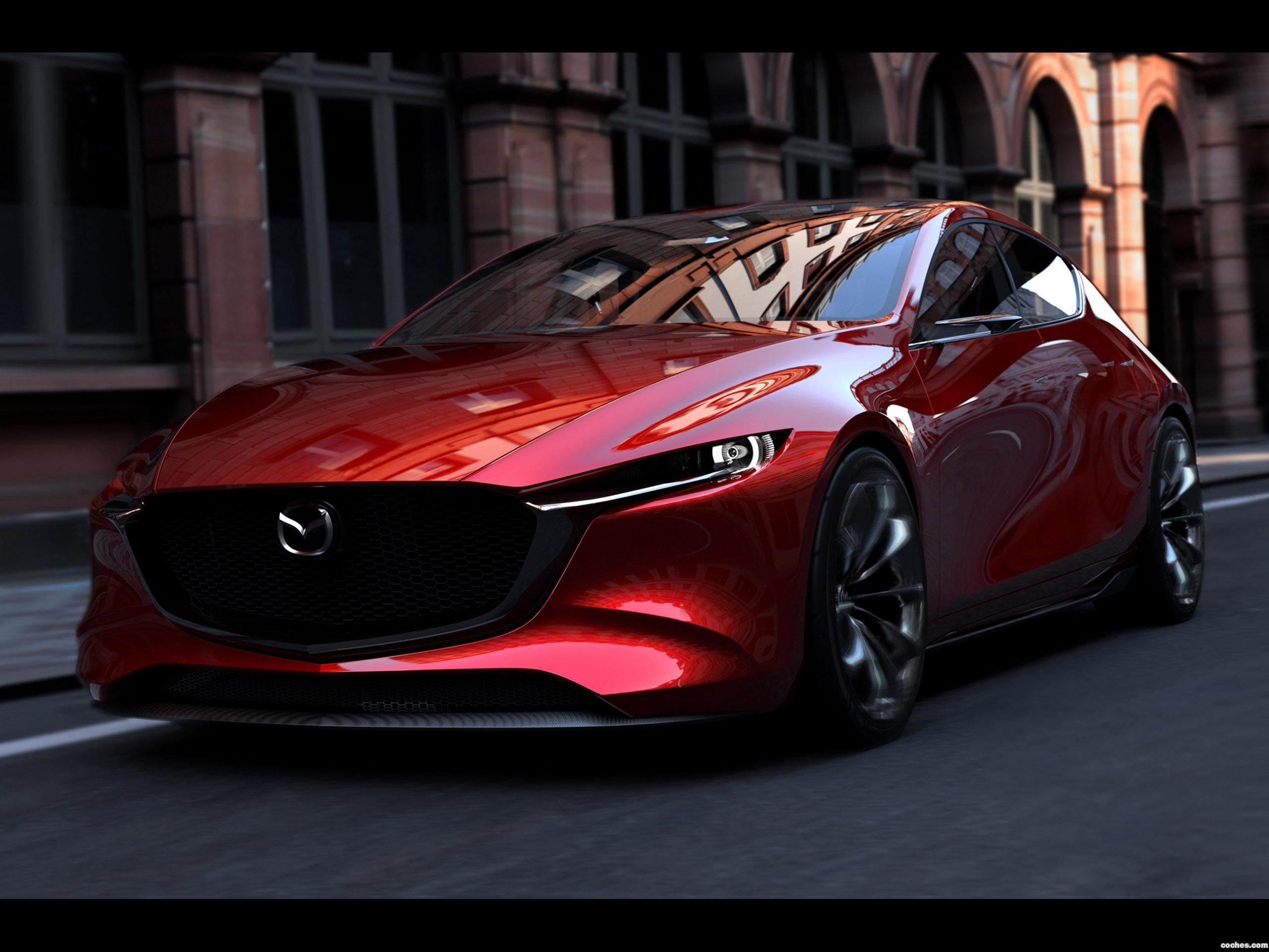 Foto 0 de Mazda Kai Concept 2017