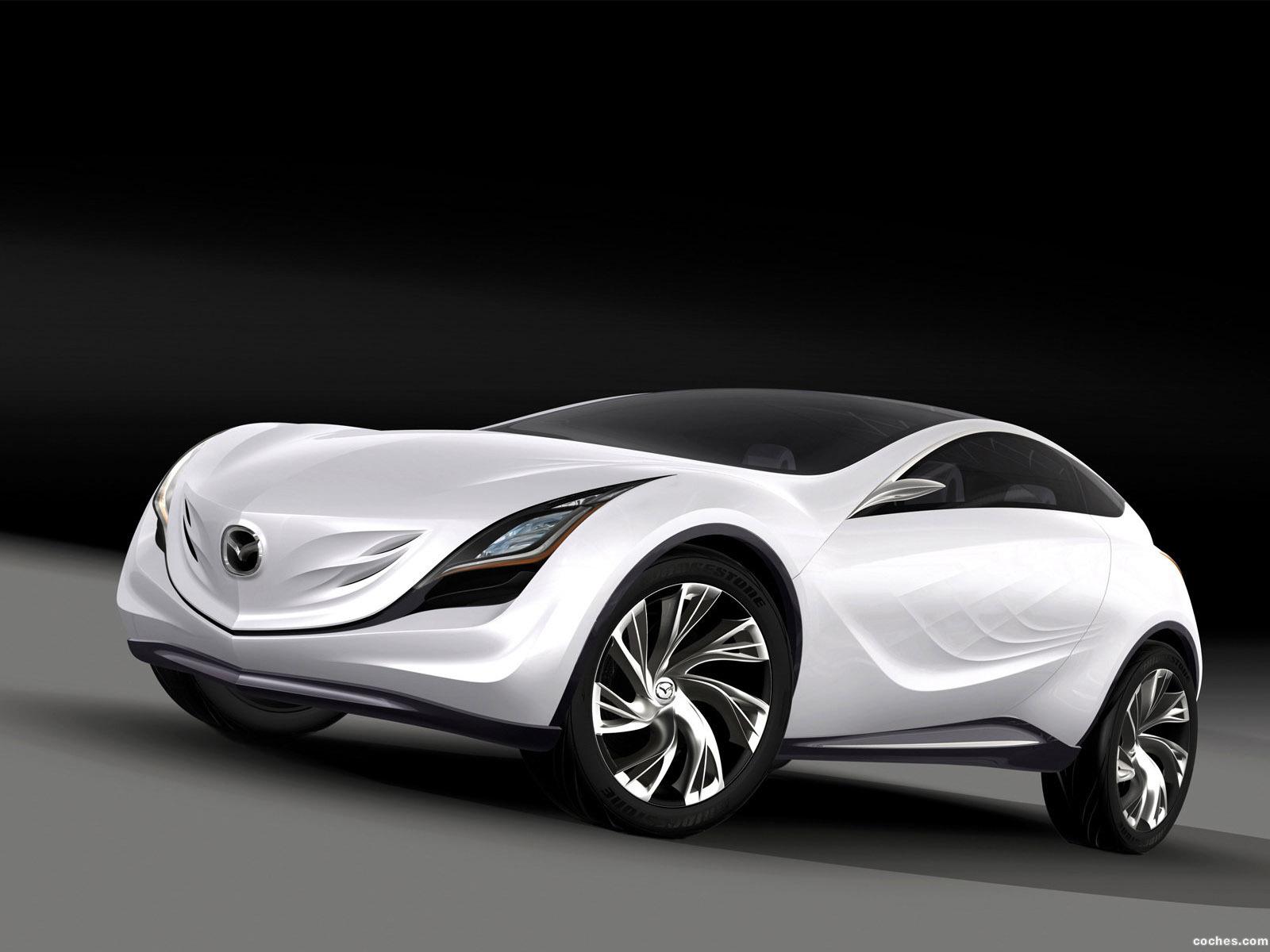 Foto 0 de Mazda Kazamai Concept 2008