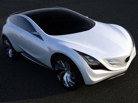 Ver foto 10 de Mazda Kazamai Concept 2008