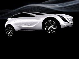 Ver foto 8 de Mazda Kazamai Concept 2008