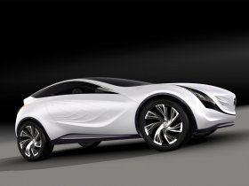 Ver foto 7 de Mazda Kazamai Concept 2008