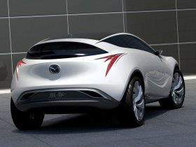Ver foto 3 de Mazda Kazamai Concept 2008