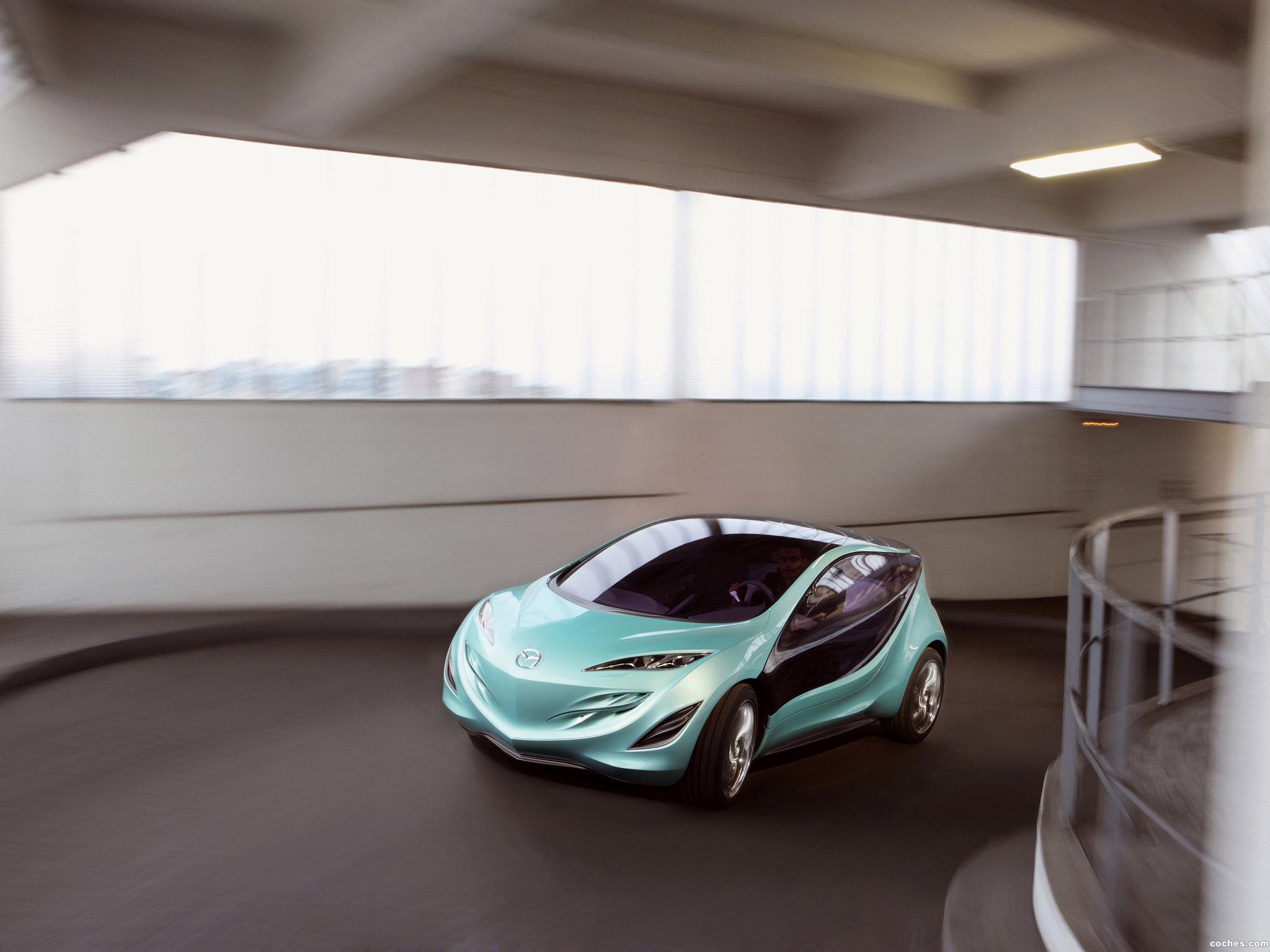Foto 0 de Mazda Kiyora Concept 2008