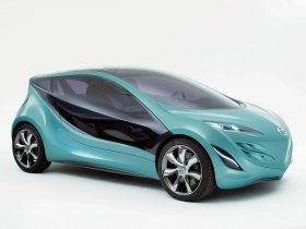 Ver foto 5 de Mazda Kiyora Concept 2009