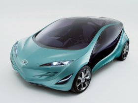 Ver foto 3 de Mazda Kiyora Concept 2009