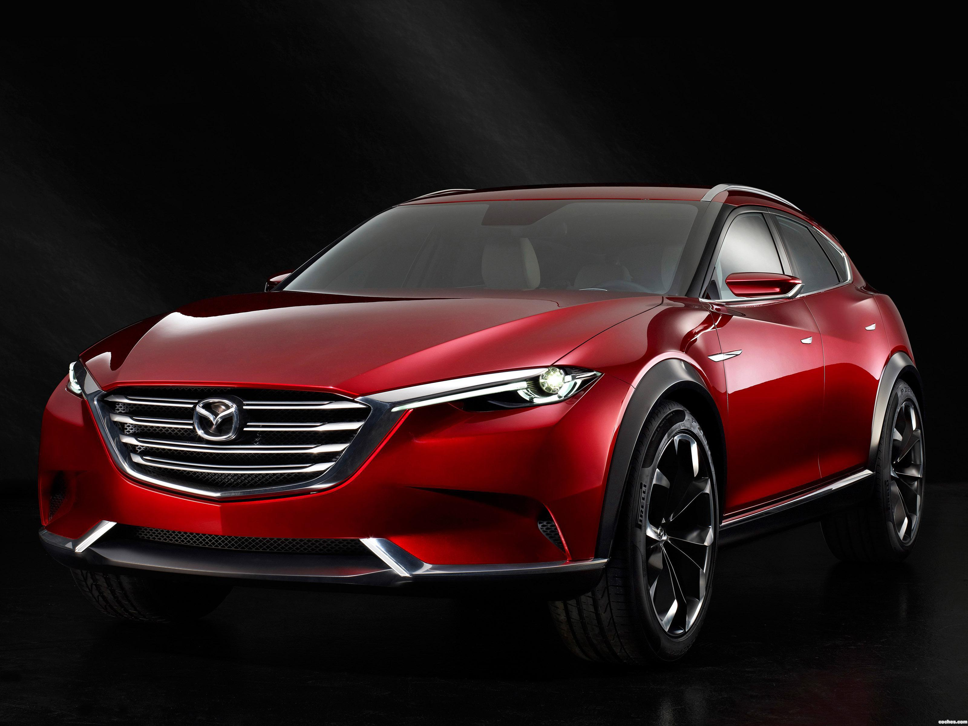 Foto 0 de Mazda Koeru Concept 2015